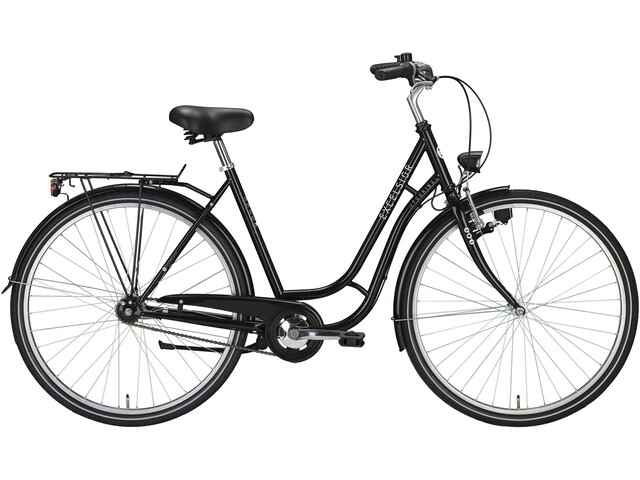 Excelsior Touring Single-Speed TSP, czarny